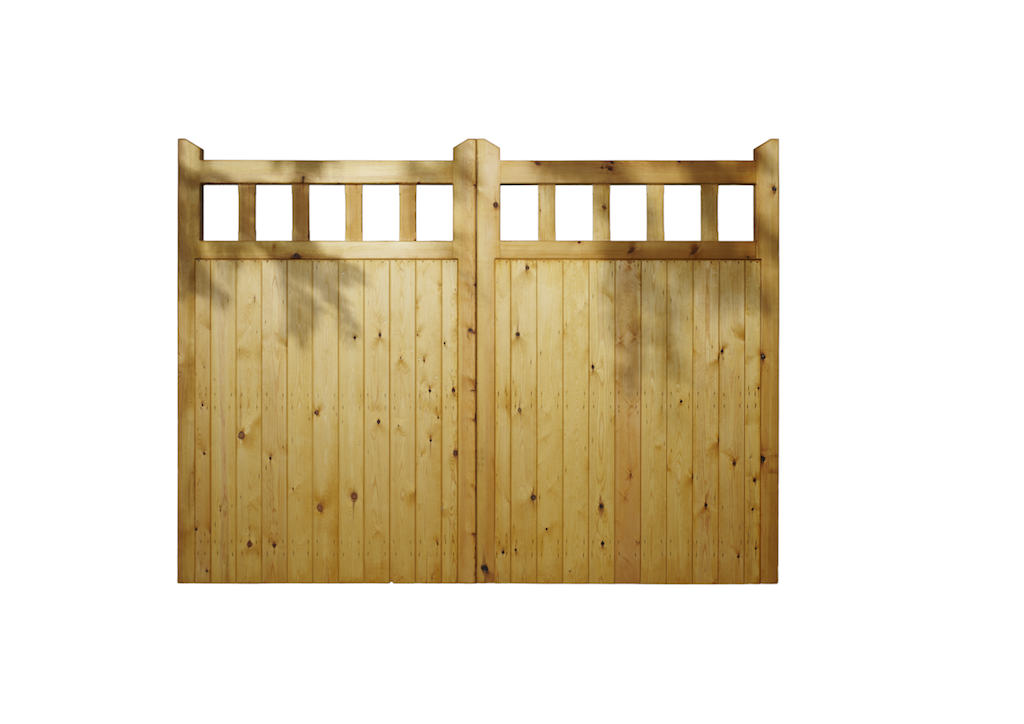 ASHTON_WOODEN GATE