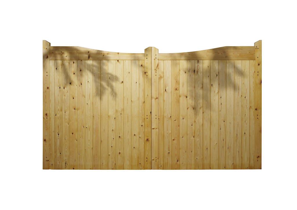 PYTCHLEY_WOODEN GATE