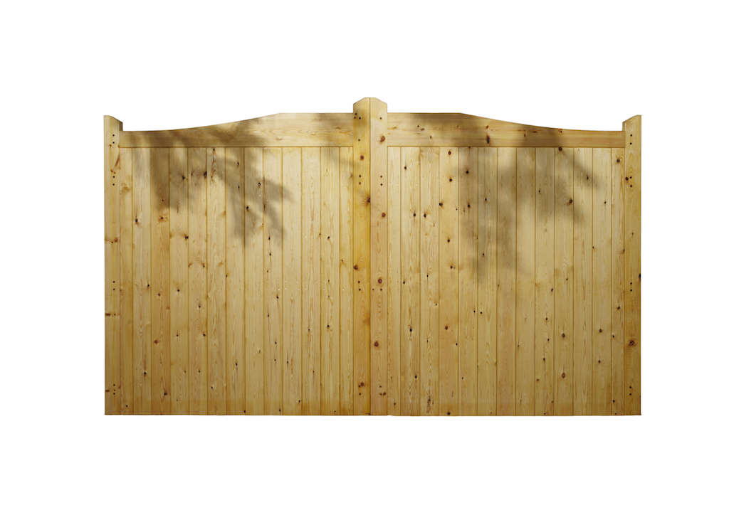 PYTCHLEY_UP_WOODEN GATE