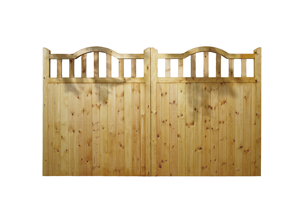 WHISTON_WOODEN GATE